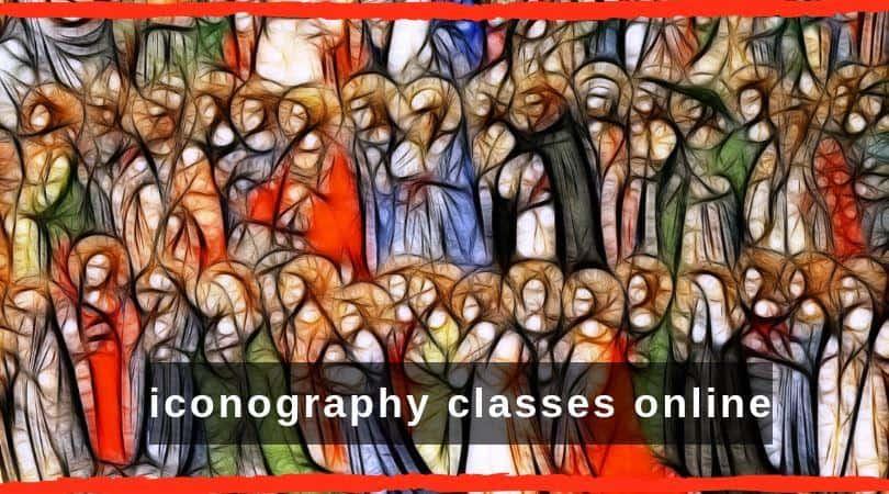 iconography classes online