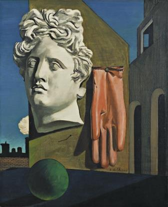 De Chirico Love Song