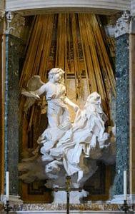 extase de santa teresa d Avila