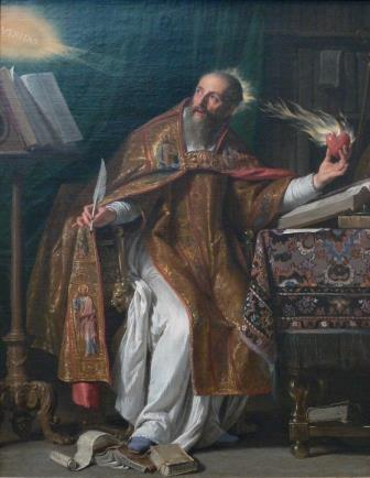 Philippe de Champaigne Saint Augustine