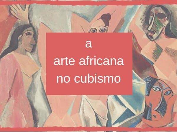 arte africana no cubismo