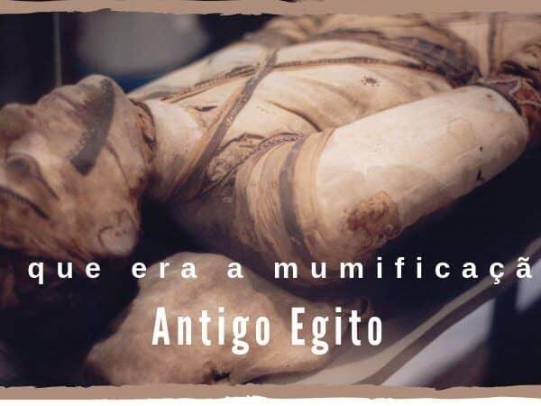o que era a mumificação
