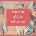 picasso african influence