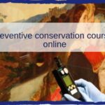 preventive conservation courses