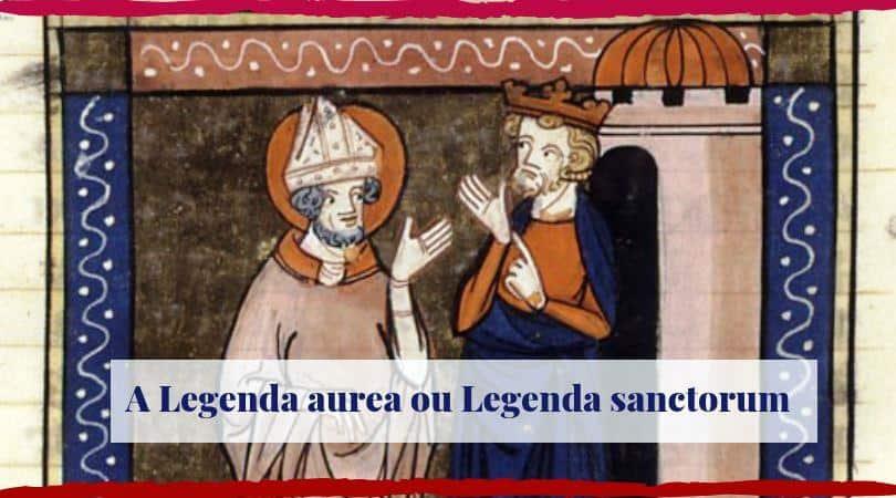 Legenda Aurea capa