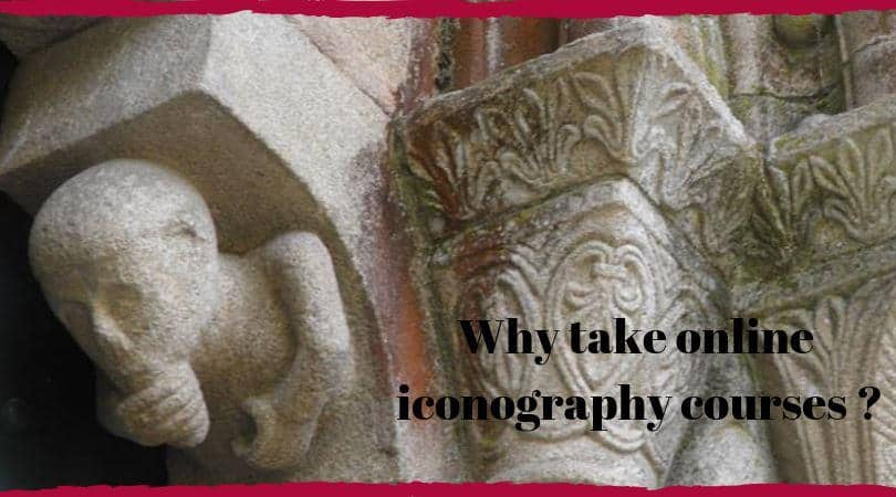 Why take an online iconography course