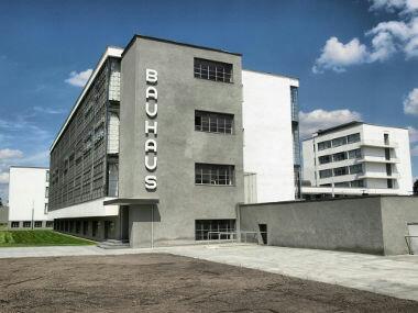 bauhaus edificio