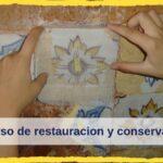 curso de restauracion y conservacion