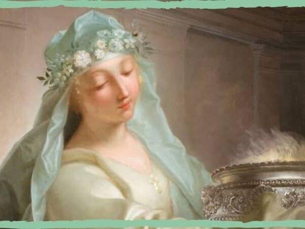 deusa Vesta
