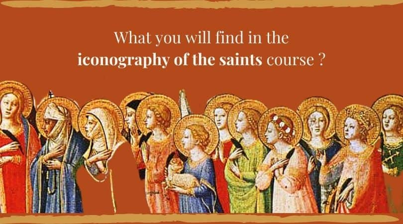 iconography course online