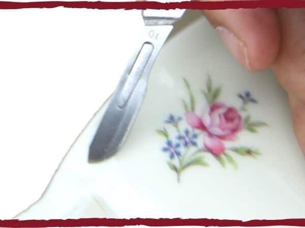 curso de restauração de porcelana