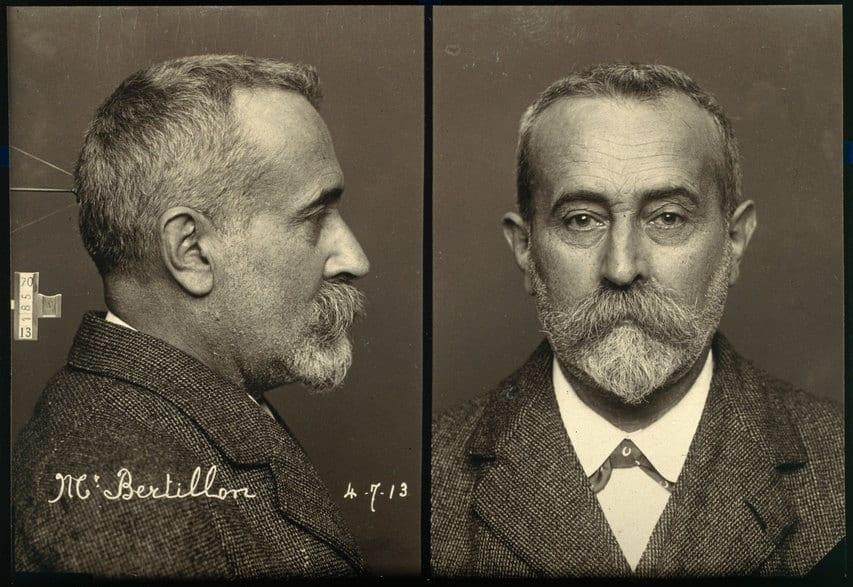 Alphonse Bertillon.