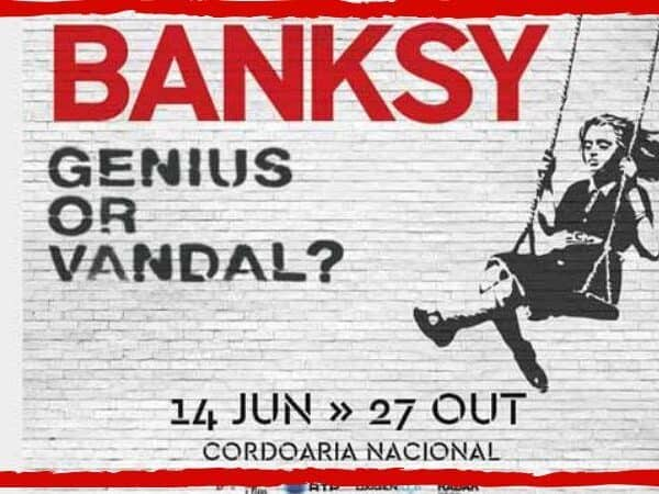 Banksy capa