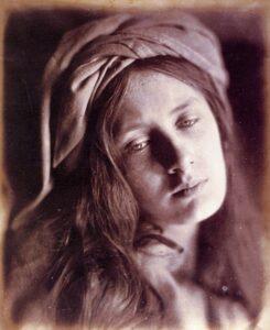 Beatrice, Julia Margaret Cameron1860.