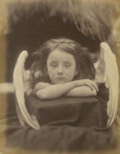 I Wait (Eu espero), Julia Margaret Cameron, 1872.