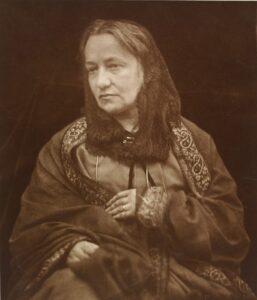 julia margaret cameron self portrait 1870