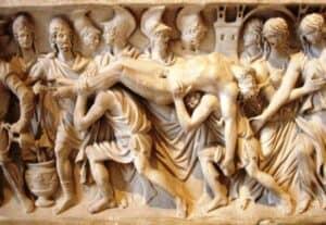 guerra de Troia Príamo