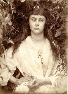 Pomona, Julia Margaret Cameron1872.