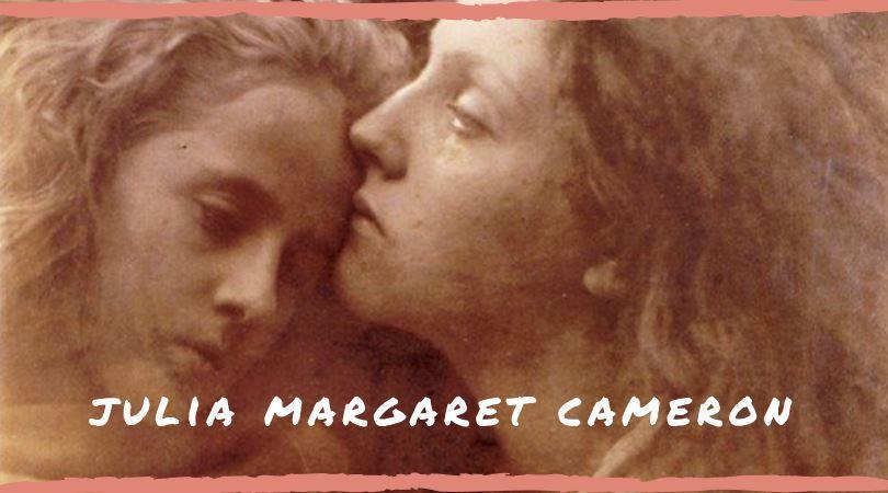 Julia Margaret Cameron capa artigo
