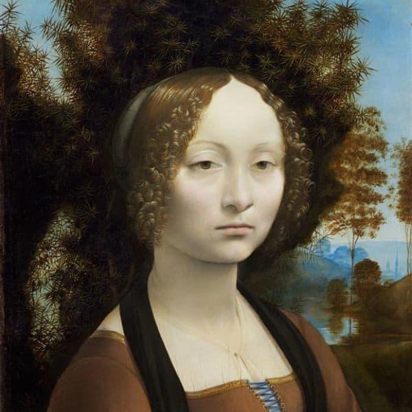 Retrato de Ginevra de' Benci