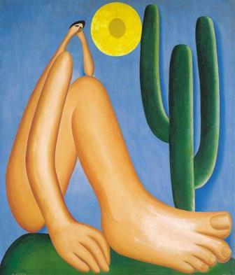 Tarsila do Amaral Abaporu, 1928