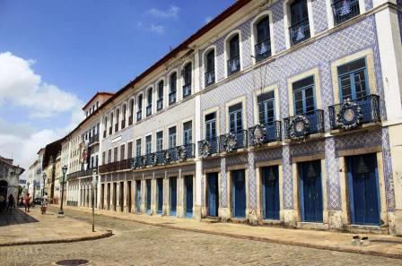 Centro Histórico, São Luís Brasil