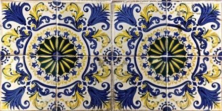 azulejos São Luís Brasil