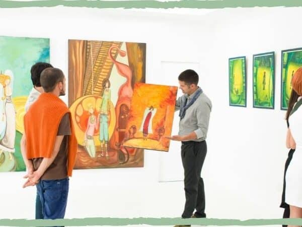 mercado de obras de arte