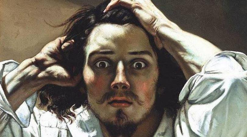 pintura figurativa Gustave Courbet