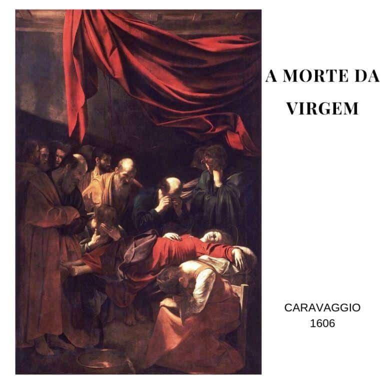 morte da Virgem