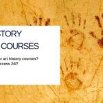 art history courses