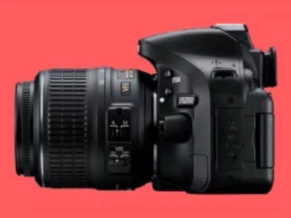 como funciona uma camera digital
