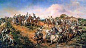 o Grito do Ipiranga independência do Brasil