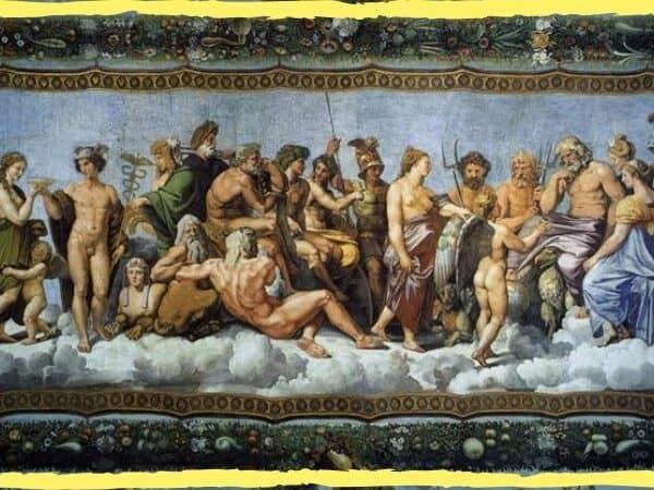 deuses gregos e romanos 2