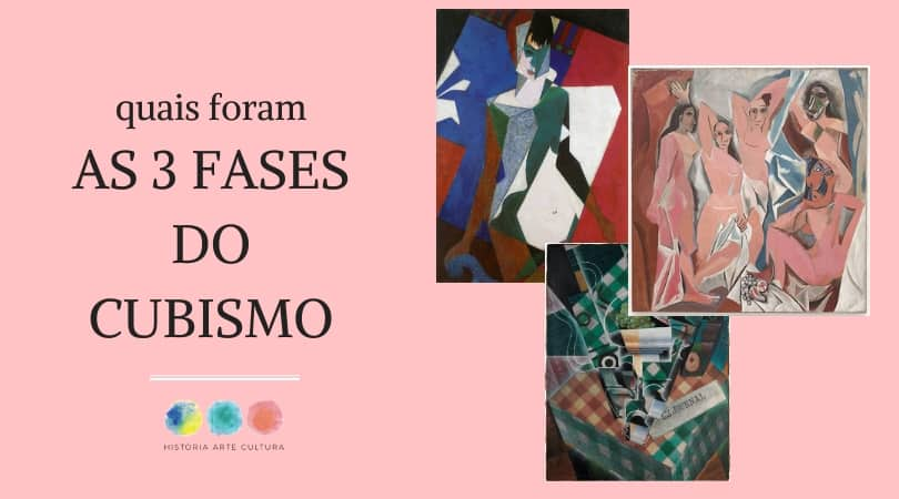 fases do cubismo