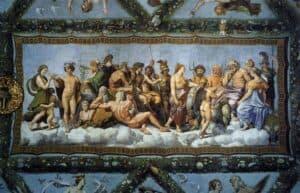 deuses gregos e romanos
