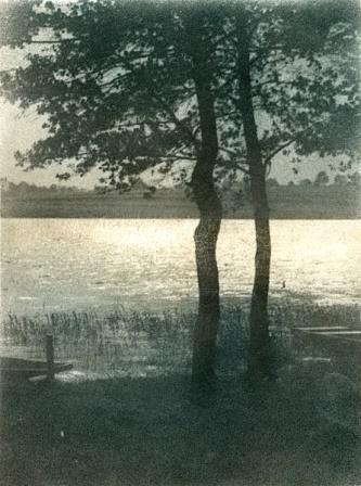 fotografia artistica bromolio Josef Jindřich Šechtl