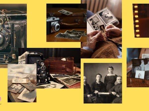 historia e evolução da fotografia