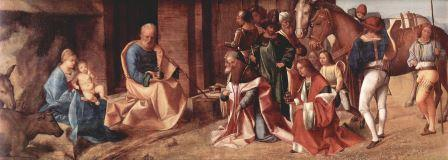 Giorgione, Adoração dos Reis Magos, c. 1505
