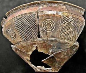 Cerâmica de boquique neolítico