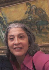 Ana Silvia Bloise museóloga