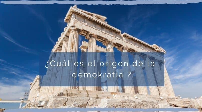 origen de la democracia