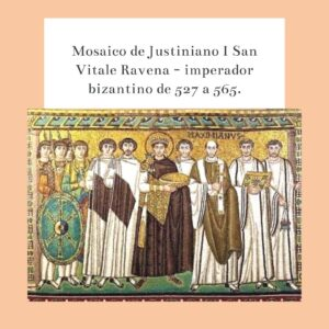 período da Idade Média Justiniano