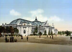Grand palais 1900