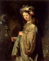Flora Rembrandt