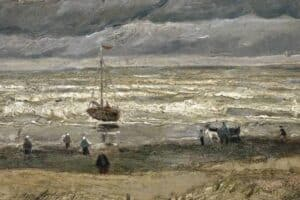 Vista Marinha de Scheveningen