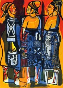 Bruce Onobrakpeya World Art Day