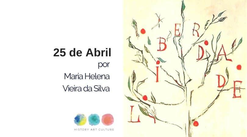 Capa Maria Helena Vieira da Silva