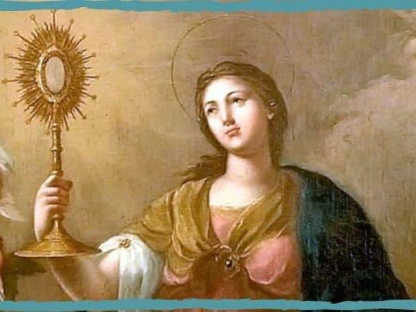 iconografia dos santos avaliação do curso