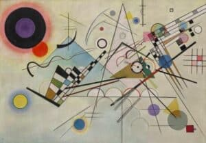 math and art kandinsky